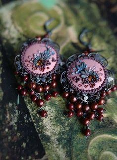 lovely earrings models 10