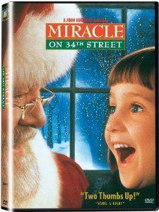 Amazon.com: Miracle on 34th Street: Richard Attenborough, Elizabeth Perkins, Dylan McDermott, J.T. Walsh, James Remar, Jane Leeves, Simon Jo...