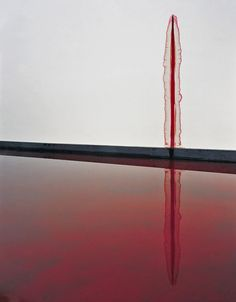 Anish Kapoor, indian born british artist, San Gennaro, 2003Contemporary-Art-Blog