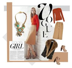 """""""Untitled #51"""" by panka1979 ❤ liked on Polyvore featuring moda, H&M, River Island, Jaeger y Murphy"""