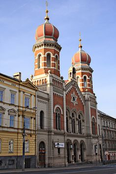 Great Synagogue Plzeň, Czech Republic   - Explore the World with Travel Nerd Nici, one Country at a Time. http://TravelNerdNici.com