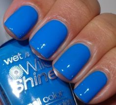 Wet N Wild Listening to Blue Reed (can stain, so use a good base coat)