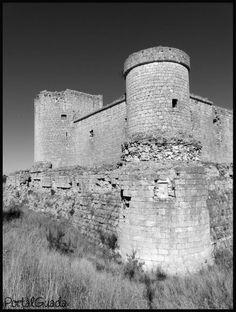 Castillo de Pioz, Guadalajara - España  www.portalguada.com  PortalGuada Guadalajara