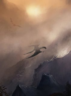 fantasyartwatch:  The Guardians by Reha Sakar