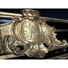 Haut Meuble d'entre-deux d'après Béfort Jeune ép. Napoléon III