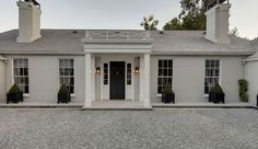 Revere Pewter Exterior House Color Exterior benjamin moore white