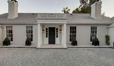 Best Exterior Update Blue Siding White Trim Wood Door 640 x 480