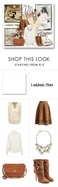 """It's the most wonderful time of the year..."" by zeljanadusanic ❤ liked on Polyvore featuring St. John, CHI, Chicwish, Emma Fox, Burberry, women's clothing, women's fashion, women, female and woman"