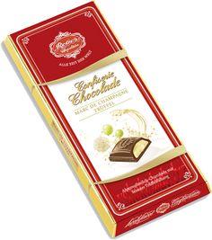 Confiserie Chokolade Mark de Champagne Truffel