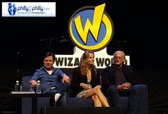 The cast of Back to the Future Trilogy at Wizard World.