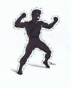 Marvel Comics of the 1980s: New Mutants by Bob McLeod