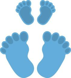 Marianne Design Creatable-Feet