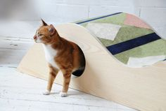 My Cat Posts by Aelfie x Michael Yarinsky - Design Milk