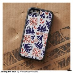 Sailing the Seas Tough Xtreme iPhone 6 Case