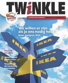 Hoe zal de consument in het jaar 2020 shoppen? Een tussenuitslag in vakblad Twinkle, nu in onze kiosk. #ecommerce