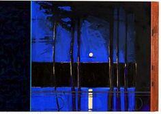 Måneskinn for EM 2009 Kjell Npen Moonlight Painting, Social Art, Scandinavian Art, The Guardian, Light In The Dark, Soft Light, Contemporary Artists, Art Tutorials, All Art
