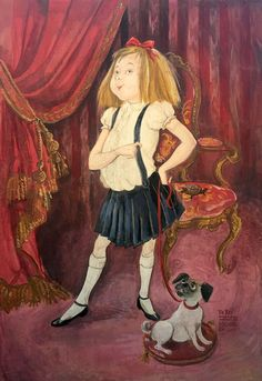 Eloise At Christmastime, Eloise At The Plaza, Hilary Knight, Broadway Posters, Old Children's Books, Knight Art, Knight News, Art Watercolor, Museum Exhibition