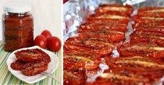 Roșiile uscate sunt o gustare uimitoare, dar care poate fi și un ingredient versatil pentru prepararea multor feluri de mâncare preparate acasă. Roșiile uscate se combină perfect cu carnea, peștele, pastele, pot fi adăugate în salate și la prepararea pâinii de casă, puteți face sandwich-uri cu ele. Încercând această rețetă veți obține niște roșii foarte …