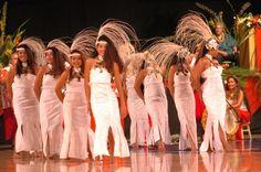 Tahitian Ahuroa, beautiful costumes!