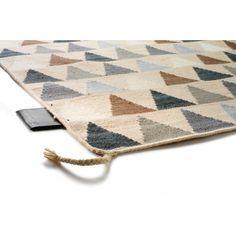Kelim Mini flag rug