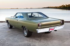 Robert finally came to his senses and bought a 1968 Plymouth Satellite to replace a first-gen Camaro after trailering it around from show to show for years. Pontiac Gto, Chevrolet Camaro, Classic Trucks, Classic Cars, Plymouth Muscle Cars, Plymouth Satellite, Street Racing, Mustang Cars, American Muscle Cars