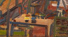 frank auerbach - Google Search