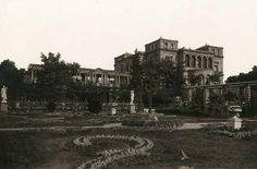 Die Villa Berg im zarten Alter von 39 Jahren (Aufnahmedatum: 1892). Foto: Camilla Rapp