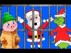 Хрюша Пеппа. Пепа  кто Украл Новый год... #2 серия. Свинка мультик смотр...
