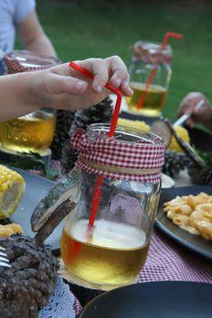 Partido camping! - Ideas para fiestas de Kara - El lugar para All Things Partido