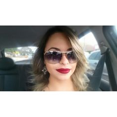 Quando você não está a fim de realçar os olhos, vá de vermelho nos lábios!   When you're not in the mood making up the eyes, go with red lips!   www.charmecharmosa.com    #blogcharmecharmosa #blogger #blog #blogging #beauty #beleza #beaute #beautyblogger #fashionblogger #make #makeup #makeuptime #maquiagem #mua #makeupartist #smokedeye #maquillaje #maquillage #vegasnay #vegas_nay #anastasia #makeupaddict #makeupaddiction #makeupoftheday #motd #redlips #mac #maccampogrande #lipstick