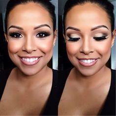 Rose Carriaga @makeupbyrosec Makeup on my pret...Instagram photo | Websta (Webstagram)