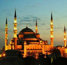 Sultan Ahmed Mosque- Istambul, Turkey