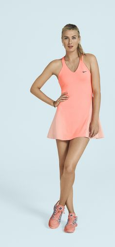 Nike Tennis Collection for US Open 2013: Maria Sharapova
