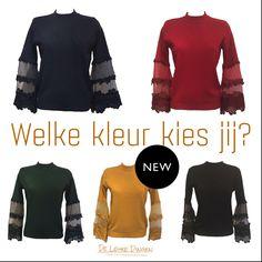 ✨Y e a h ✨  There's new fashion @deleukedingen.nl www.deleukedingen.nl #fashion #clothes #colars #sweather #mode #autumn #warm #fashionart #fashionblogger #fashiongirl #fashiondaily