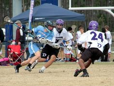 2013 LOUISIANA HIGH SCHOOL LACROSSE: THE BATTLE BY THE BEACH in Ocean Springs, Mississippi. Northshore vs. Dutchtown.