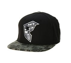 Famous Stars And Straps Men's Raise The Badge FF210 Flexfit Hat