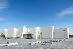 Galería de Museo Internacional del Barroco / Toyo Ito - 26