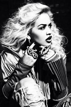 Pop Sensation Rita Ora