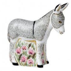 Figurky - Donkey Foal 13 .5 cm
