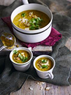 Red lentil, sweet potato & coconut soup | Jamie Oliver#57MEAIMKKJ8OukKH.97#57MEAIMKKJ8OukKH.97
