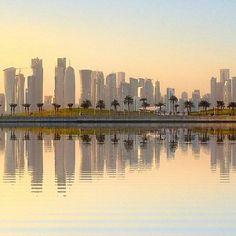 الدوحة، قطر  Doha, Qatar  By @halawala