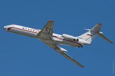 https://flic.kr/p/tQZsvQ | Tupolev Tu-134 | Planesppoting at airpoty Pulkovo (LED)