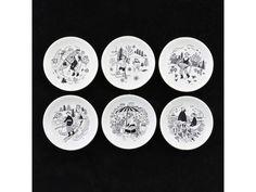 Uosikkinen Raija - Arabia - Plates for children