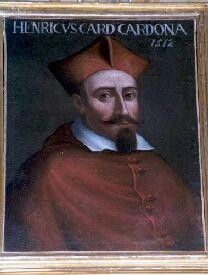 Enrique de Cardona y Enríquez (1485–1530) Created cardinal on November 21, 1527 by Pope Clement VII
