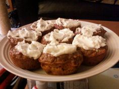 Whole Wheat Carrot Pumpkin Muffins (Low-Fat, High-Protein ) Recipe