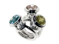 Die 61 Besten Bilder Von Rings By Susa Beck Rings Sapphire Stone