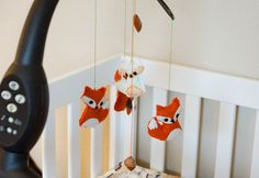 A Fox Themed Nursery for Britain Fox! - Project Nursery