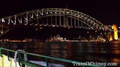 Sydney Harbor Night Ferry