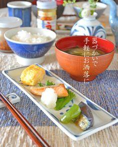砥部焼の和食器 梅山窯の角皿 【砥部工房 からくさ】