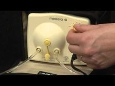 Assembly and Use of Pump In Style Advanced Breast Pump by Medela